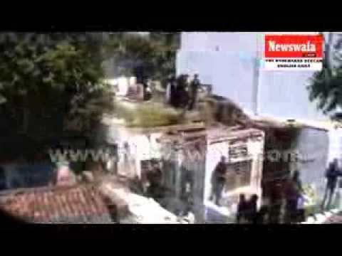 Bibi Ka Alawa 10th Moharram Part 1 of 2 2013/14 Hyderabad India.