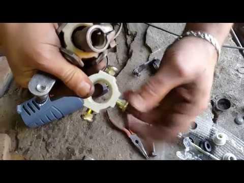Плохо включаются передачи, ремонт балки крепления и кулисы, вертолета сенс