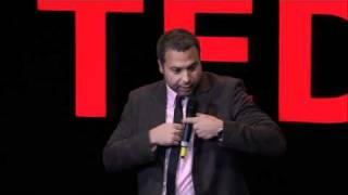 getlinkyoutube.com-TEDxDoha - Ahmed Ahmed - When it Comes to Laughter,  We Are All Alike