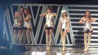 getlinkyoutube.com-[fancam] 130721 SNSD Taeyeon - Great Escape remix, Can't Take My Eyes Off You @ GG Tour in Taiwan