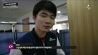 "getlinkyoutube.com-1127-13 ""LOL OFF The Record E21"" SKT T1 K vs Team NB"