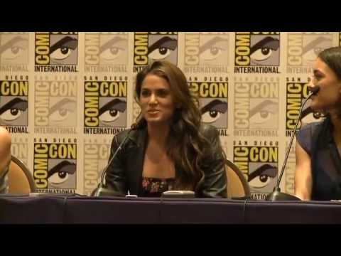 Breaking Dawn's Ashley Greene, Nikki Reed and More at Comic-Con 2011: Part 1