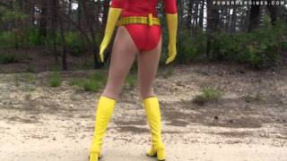 getlinkyoutube.com-Superheroine Savage Defeat