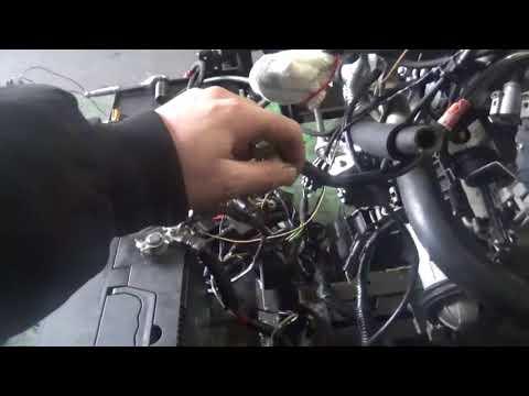 Давления масла в двигателе 0 л. Actyon Sports II, Rexton III, Rodius, Korando