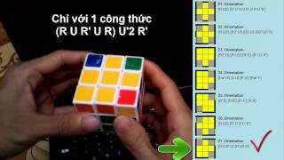 getlinkyoutube.com-Cách chơi rubik 3x3x3 dễ dàng nhất - Giải tầng 3