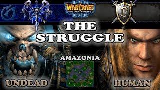 Grubby   Warcraft 3 The Frozen Throne   UD v HU - The Struggle - Amazonia
