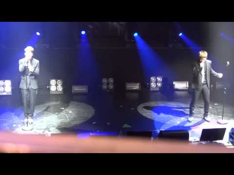 130507 - YONGJAE &amp; DAEHYUN - I BELIEVE I CAN FLY @ CLUB NOKIA [B.A.P LIVE ON EARTH LA]