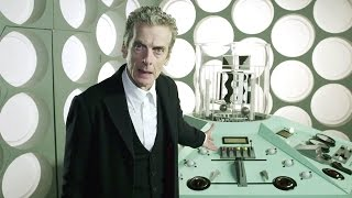 getlinkyoutube.com-Twelfth Doctor in FIVE TARDIS Console Rooms! - The Doctor Who Experience - Doctor Who - BBC