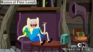 getlinkyoutube.com-Weird Funny Scenes in Adventure Time Season 1