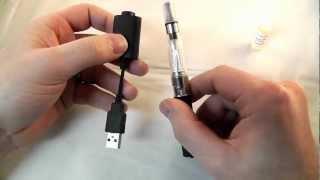 getlinkyoutube.com-How to Set Up and Use the eGo w/ CE4 650mAh Blister Pack Starter Kit - MyFreedomSmokes.com