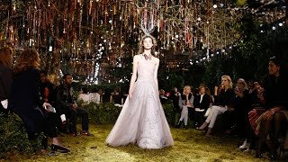 getlinkyoutube.com-Christian Dior | Haute Couture Spring Summer 2017 Full Show | Exclusive