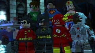 getlinkyoutube.com-LEGO Batman 2: DC Super Heroes Walkthrough - Chapter 15 - The Final Battle