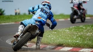 getlinkyoutube.com-[RaW] Supermoto Racing - Magny-Cours 2013 - TM Racing
