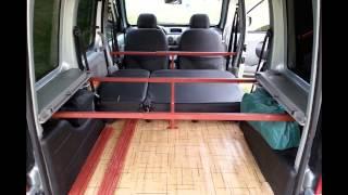 getlinkyoutube.com-2008 Renault Kangoo Exspression Camping-car