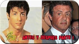 getlinkyoutube.com-101 Actores de Hollywood Antes y Después (2012) PARTE 1