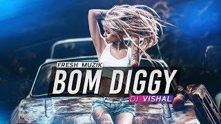 Bom Diggy (Remix)   DJ Vishal   Zack Knight & Jasmin Walia