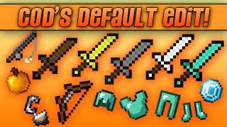 getlinkyoutube.com-♡ Minecraft PVP Texture Pack - Cod's Default Edit (Fav) ♡