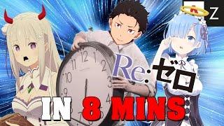 getlinkyoutube.com-Re:Zero IN 8 MINUTES