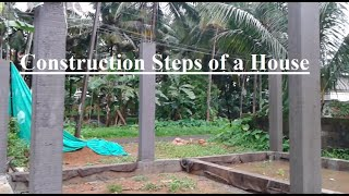 getlinkyoutube.com-Construction Steps of a House in India