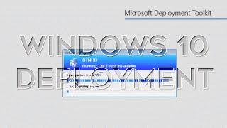 getlinkyoutube.com-Building a Windows 10 Reference Image Using MDT 2013 Update 1