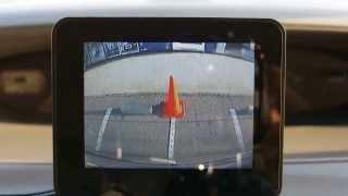 getlinkyoutube.com-めちゃ簡単! 車内ガラスに貼り付けるバックカメラ BCAM6 Beat-Sonic タント
