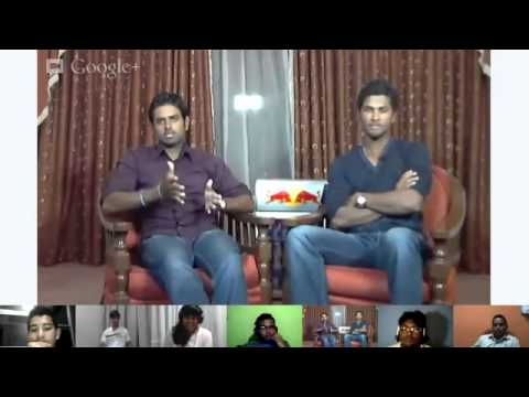 Red Bull Campus Cricket Hangout with Chandimal & Thirimanne