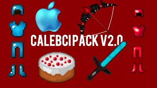 getlinkyoutube.com-Minecraft Funny PvP Texture Pack- calebci Pack v2.0