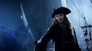 getlinkyoutube.com-Amy Pond the Pirate - Doctor Who - The Curse of the Black Spot - Series 6 - BBC