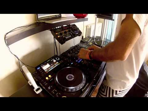 DjSounds 2012  Dan Reano -  Summer is here tenminmix (PIONEER RMX 1000)