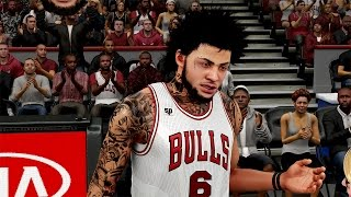 getlinkyoutube.com-NBA 2K16 My Career | Khalil Is Just Wayyy Too Much For Philly
