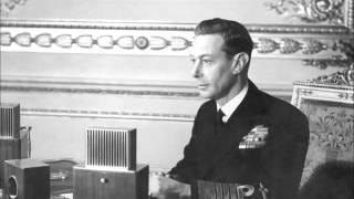 HM King George VI - Royal Christmas Message - 1943