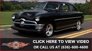 """1950 Ford """"Shoebox"""" For Sale"""