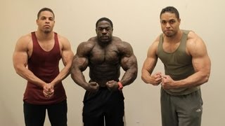 Kali Muscle - BACK WORKOUT (ft. HodgeTwins)