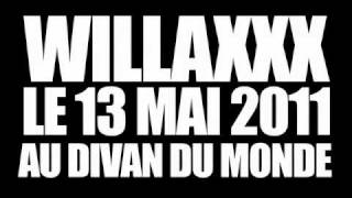 Willaxxx freestyle x dj kayus (session d'assiettes / la belette / le sultan)
