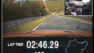 Lexus LFA Nürburgring Edition sets lap time at Nürburgring