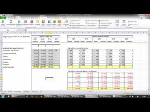 Program księgowy RAKS - bezpośrednia współpraca z Excel