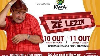 getlinkyoutube.com-Zé Lezin 30 anos de humor - Show em Maceió 2016