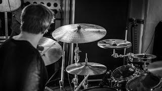 Ben Minal | My Sabian Cymbal Setup
