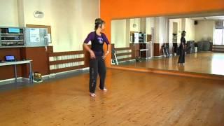 getlinkyoutube.com-Chica loca - Isa New line danse (2014)