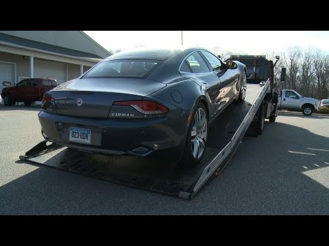 $100,000 Fisker Karma breaks down at Consumer Reports test track