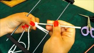 getlinkyoutube.com-Como tejer con horquilla para principiantes - con Ruby Stedman.
