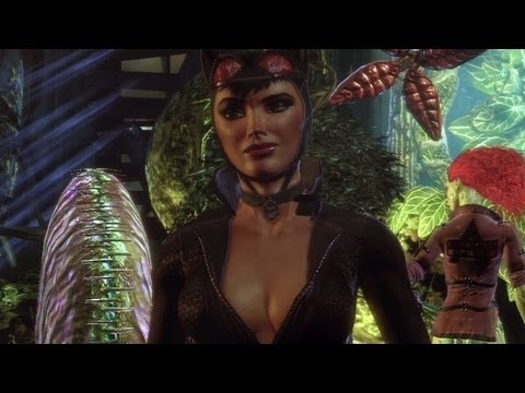 Batman Arkham City - Walkthrough - Part 32 - Catwoman Episode 3 (Gameplay & Commentary) [360/PS3/PC]