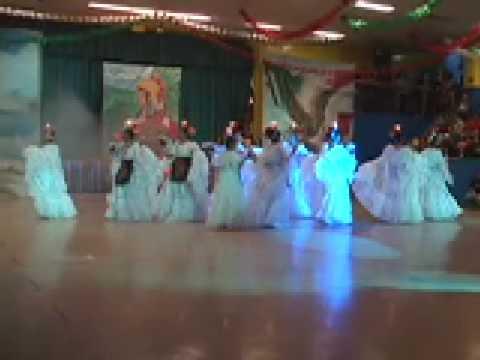 Mexicanos Unidos: Baile tipico de Veracruz. Ballet del Refugio. Bronx, NY