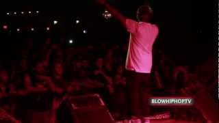ScHoolboy Q - Party (Live @ Providence)