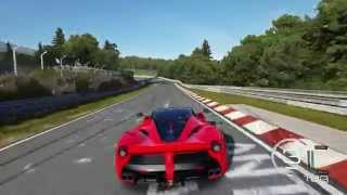 getlinkyoutube.com-Forza Motorsport 5 Ferrari LaFerrari Nürburgring Gameplay HD 1080p