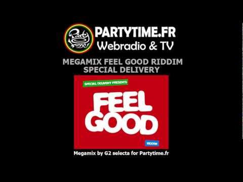 FEEL GOOD RIDDIM - JAN 2012 - SPECIAL DELIVERY MUSIC
