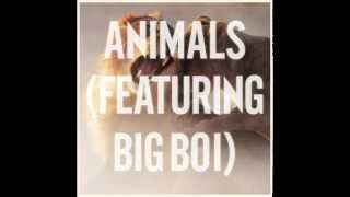 Maroon 5 - Animals (Remix) (ft. Big Boi)