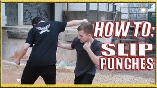 getlinkyoutube.com-How to Slip a Punch in a Fight