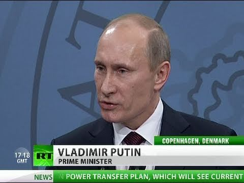 Putin: Who gave NATO right to kill Gaddafi?