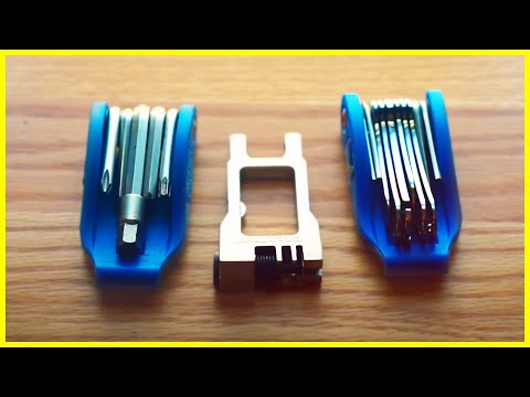What I carry while riding in my Camelbak | MTB tools and gear